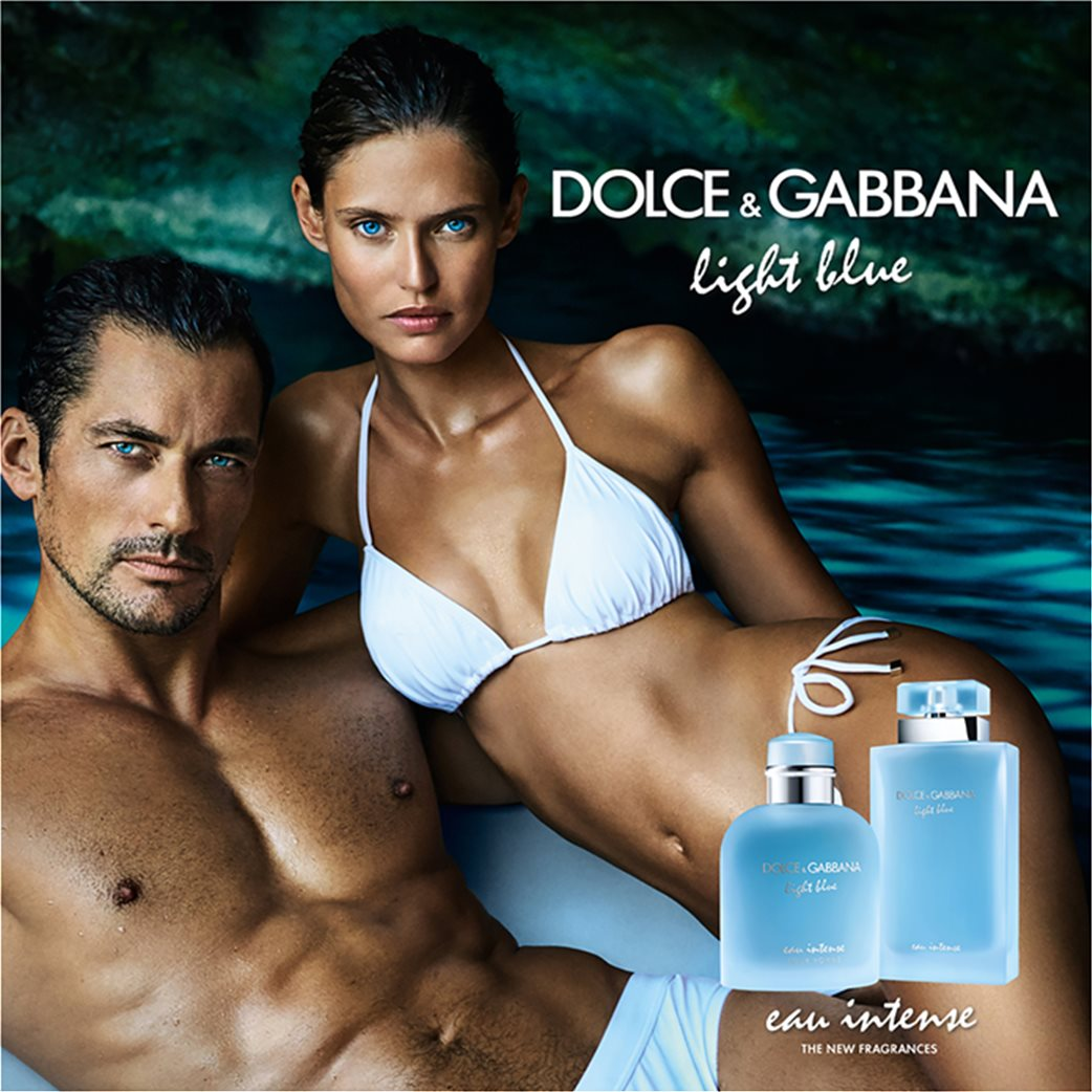 Dolce & Gabbana Light Blue Pour Homme Eau Intense EdP 200 ml 2