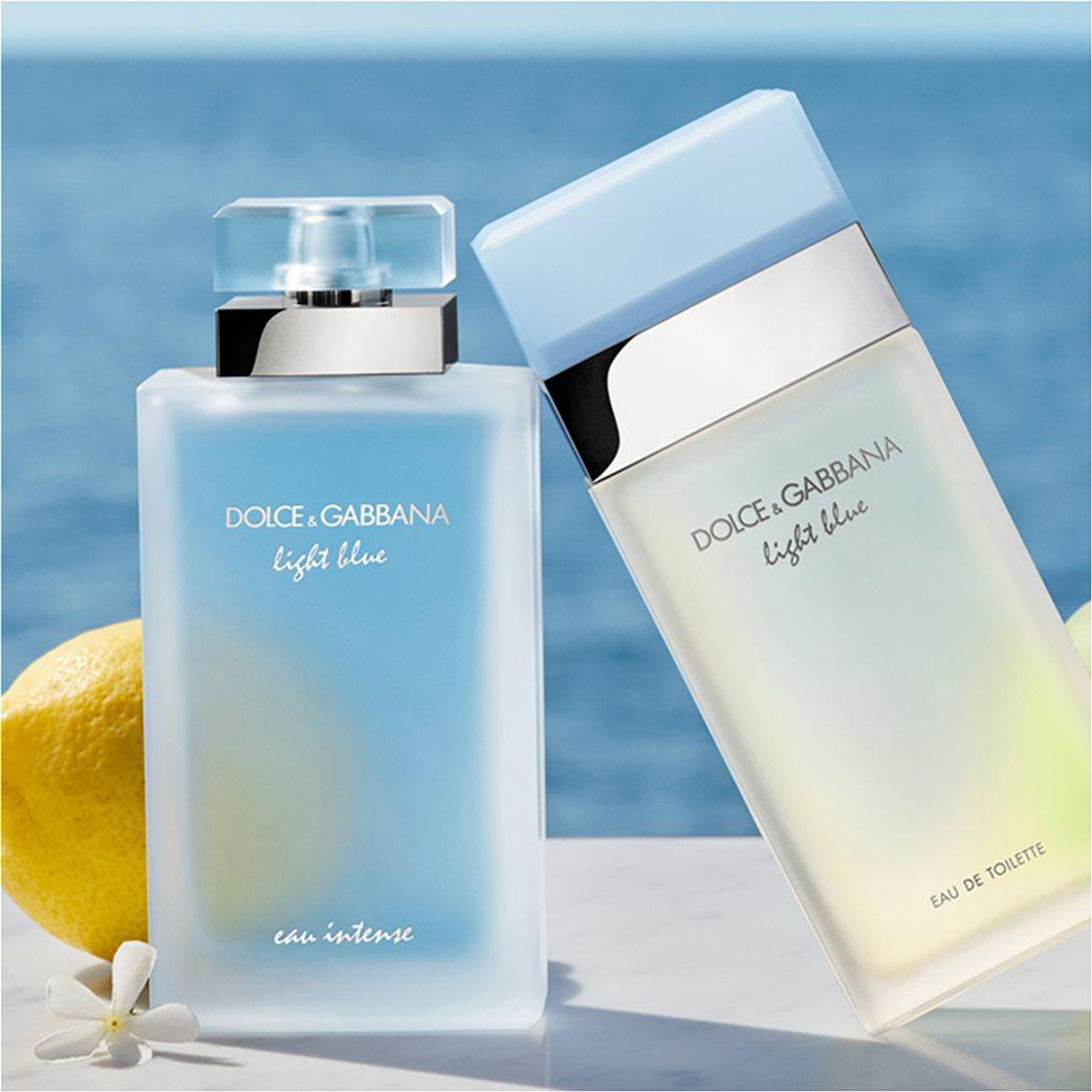 Dolce & Gabbana Light Blue Pour Homme Eau Intense EdP 200 ml 3