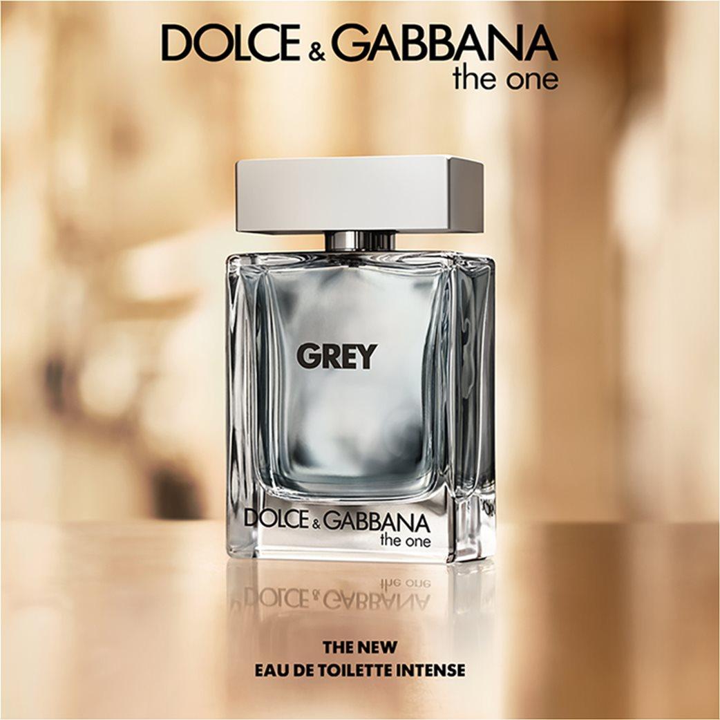 Dolce & Gabbana The One Grey Eau de Toilette 100 ml  3