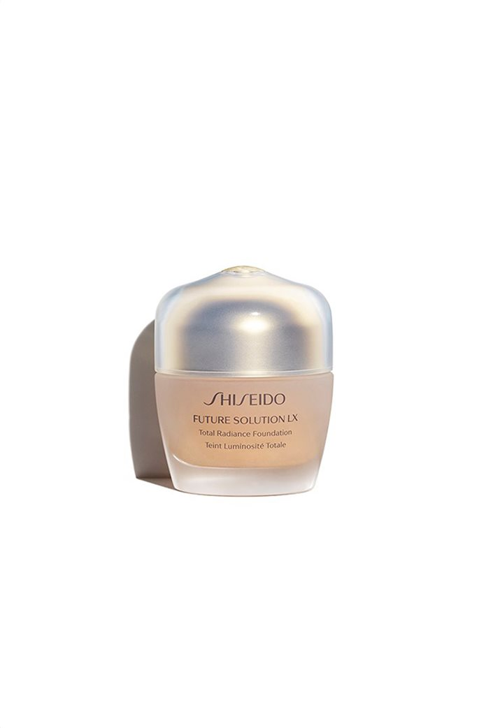 Shiseido Future Solution Lx Total Radiance Foundation Golden 3 30 ml  0