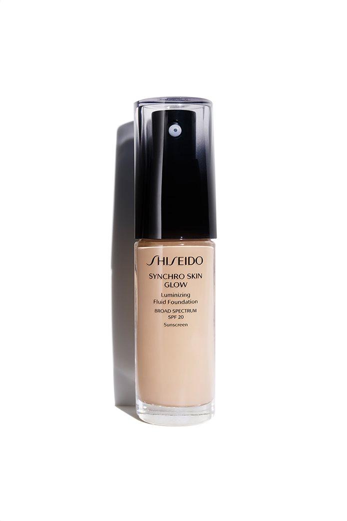 Shiseido Synchro Skin Glow Liquid Foundation Rose 1 30 ml  0
