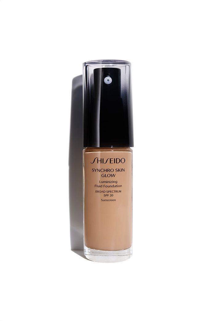 Shiseido Synchro Skin Glow Liquid Foundation Rose 5 30 ml  0