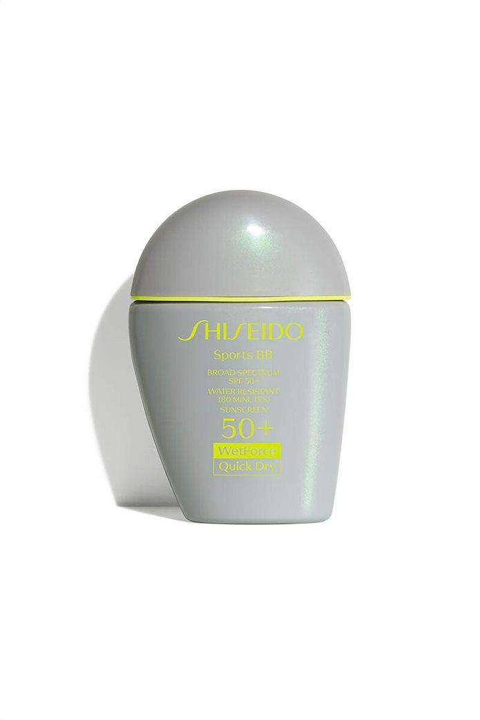 Shiseido Sports Bb Wetforce Dark SPF50+ 30 ml  0