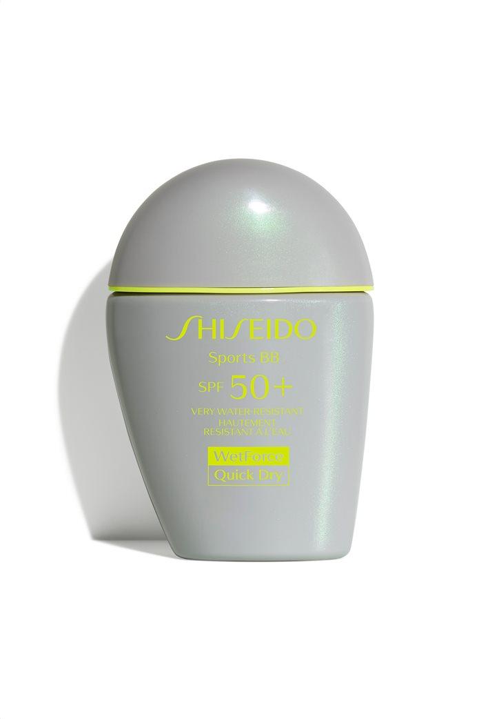 Shiseido Sports BB SPF 50 Very Dark 30 ml  0