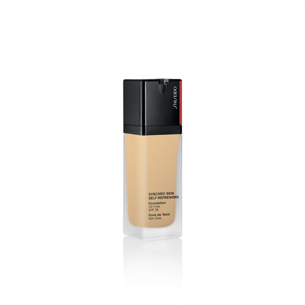 Shiseido Synchro Skin Self Refreshing Foundation 310 Silk 30 ml  1