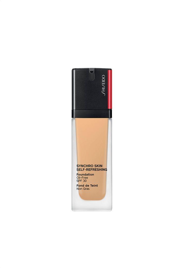 Shiseido Synchro Skin Self Refreshing Foundation 320 Pine 30 ml  0