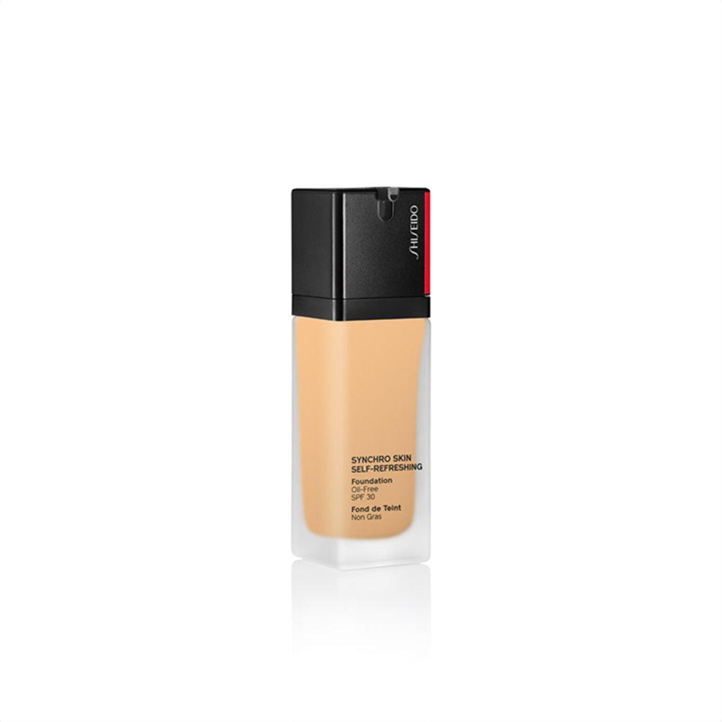 Shiseido Synchro Skin Self Refreshing Foundation 320 Pine 30 ml  1