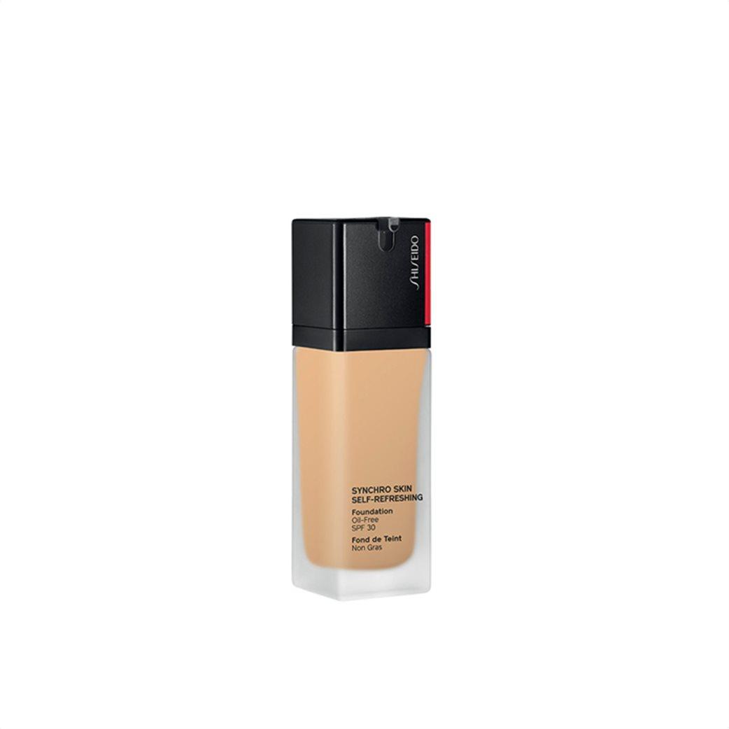 Shiseido Synchro Skin Self Refreshing Foundation 330 Bamboo 30 ml  1