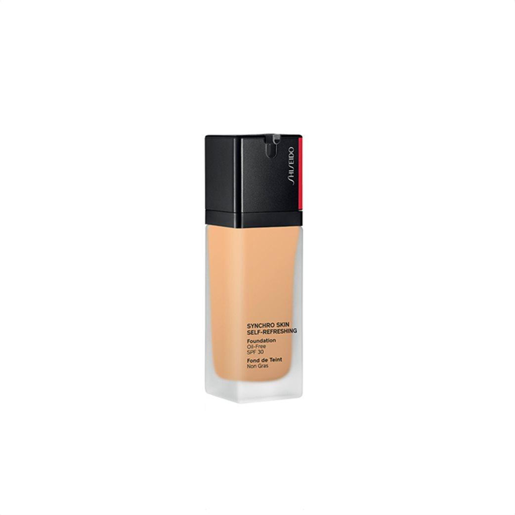 Shiseido Synchro Skin Self Refreshing Foundation 350 Maple 30 ml  1