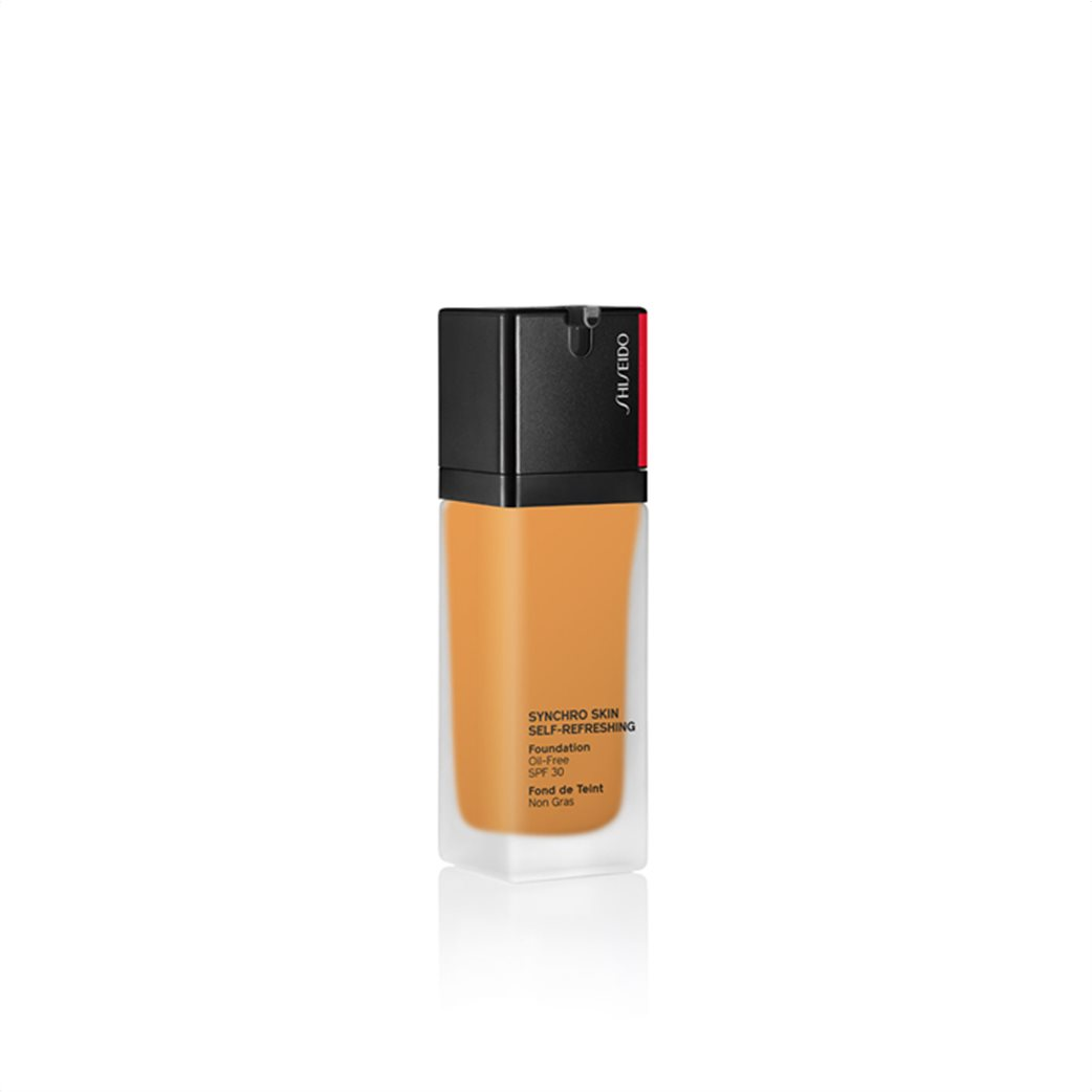 Shiseido Synchro Skin Self Refreshing Foundation 420 Bronze 30 ml  1