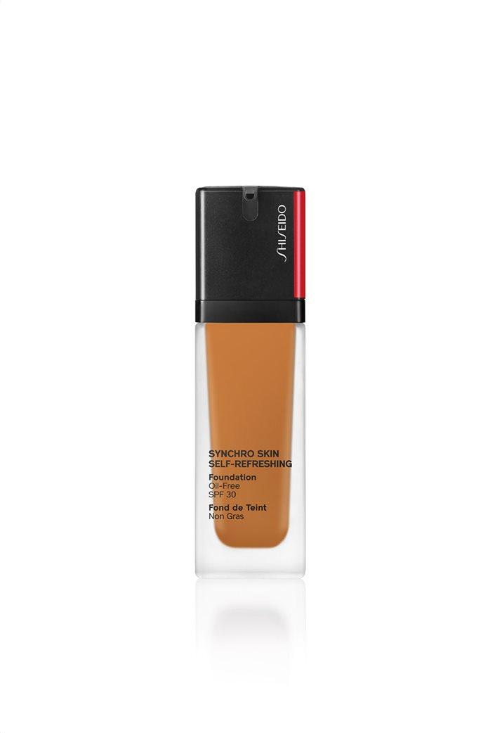 Shiseido Synchro Skin Self Refreshing Foundation 430 Cedar 30 ml  0