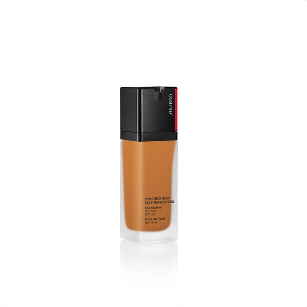 Shiseido Synchro Skin Self Refreshing Foundation 430 Cedar 30 ml  1