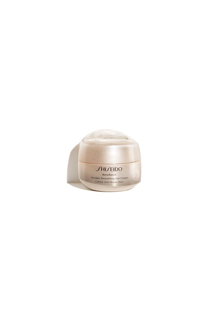 Shiseido Benefiance Wrinkle Smoothing Eye Cream 15 ml  0
