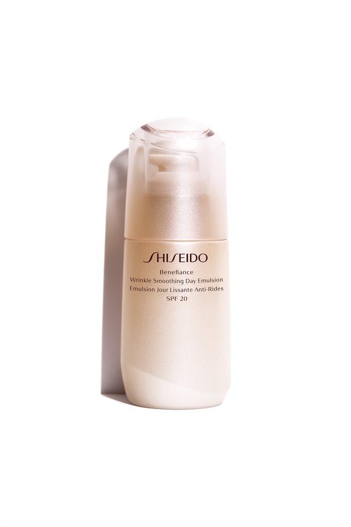 Shiseido Benefiance Wrinkle Smoothing Day Emulsion 75 ml  0