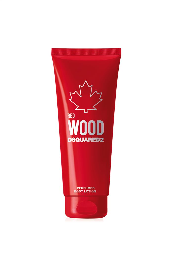 Dsquared2 Wood Red Pour Femme Perfumed Body Lotion Tube 200 ml 0