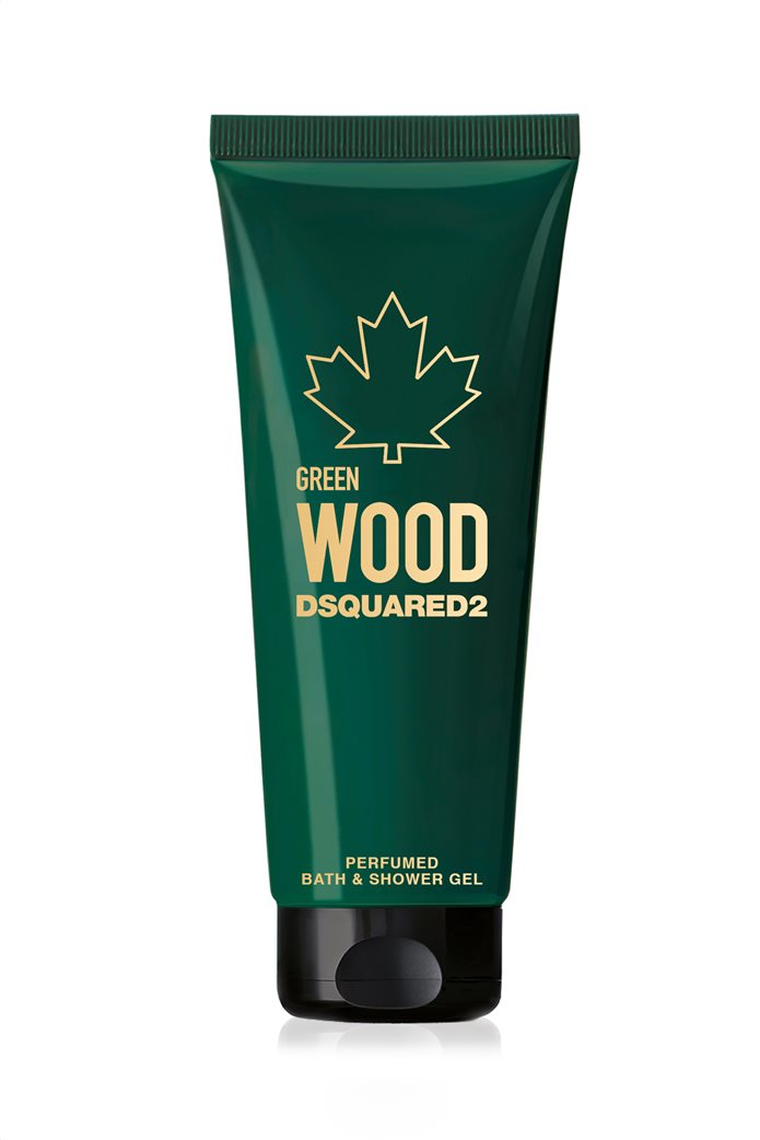 Dsquared2 Wood Green Pour Homme Perfumed Bath & Shower Gel Tube 250 ml  0