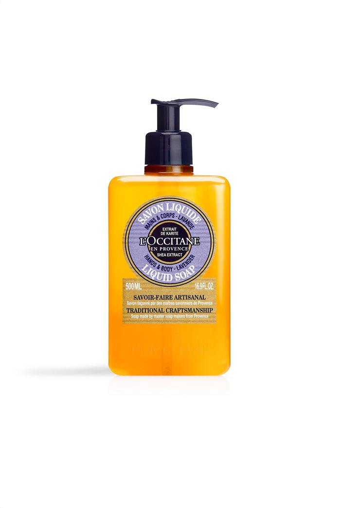 L'Occitane Shea Lavender Liquid Soap 500 ml 0