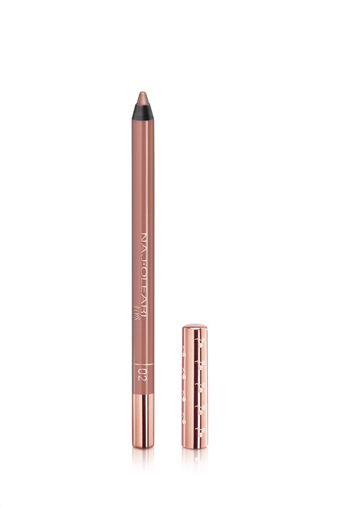 Naj-Oleari Perfect Shape Lip Pencil 02 Nude Chocolate 5 ml 0