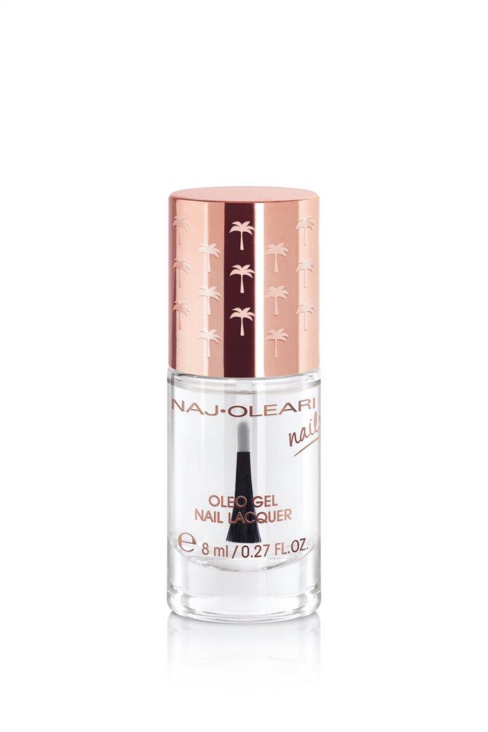 Naj-Oleari Oleo Gel Nail Lacquer 01 Crystal 8 ml 0