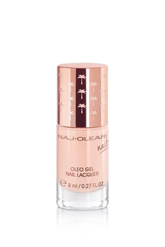 Naj-Oleari Oleo Gel Nail Lacquer 06 Powder Pink 8 ml 0