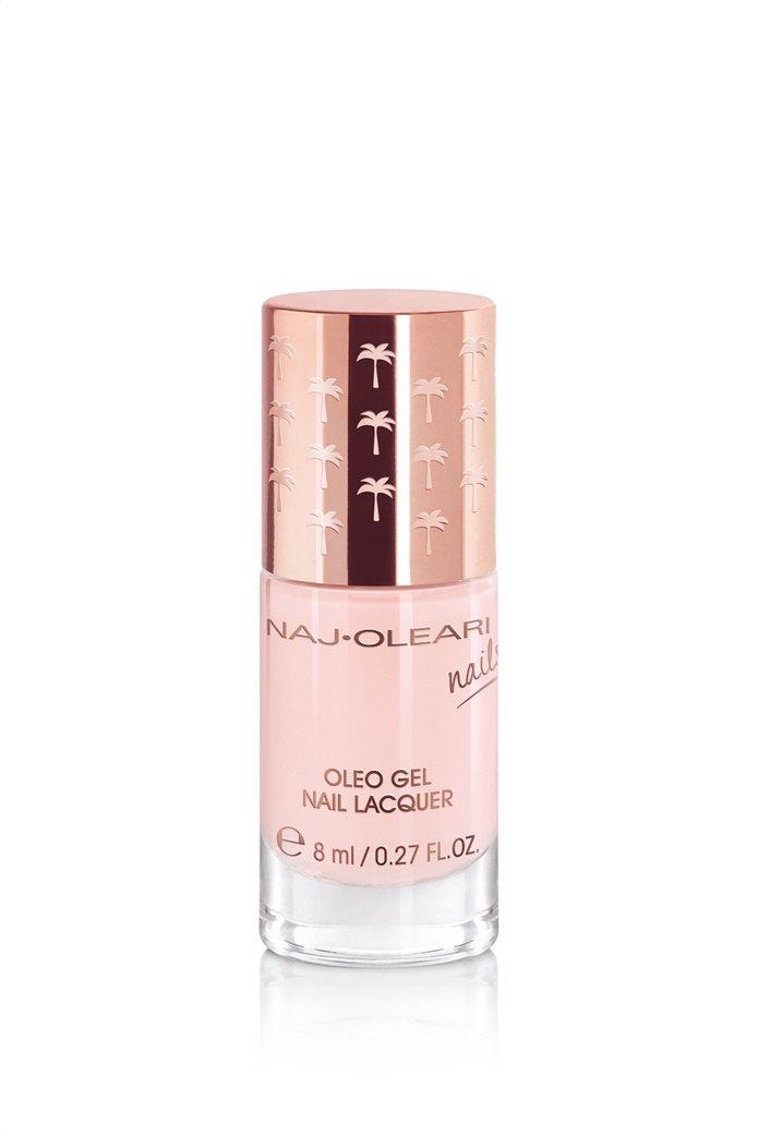 Naj-Oleari Oleo Gel Nail Lacquer 07 Petal Pink 8 ml 0