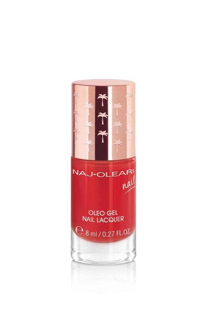 Naj-Oleari Oleo Gel Nail Lacquer 22 Lacquer Red 8 ml 0