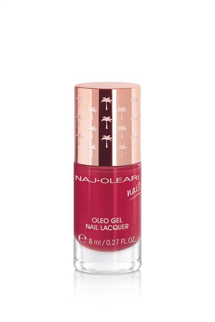 Naj-Oleari Oleo Gel Nail Lacquer 23 Currant Red 8 ml 0