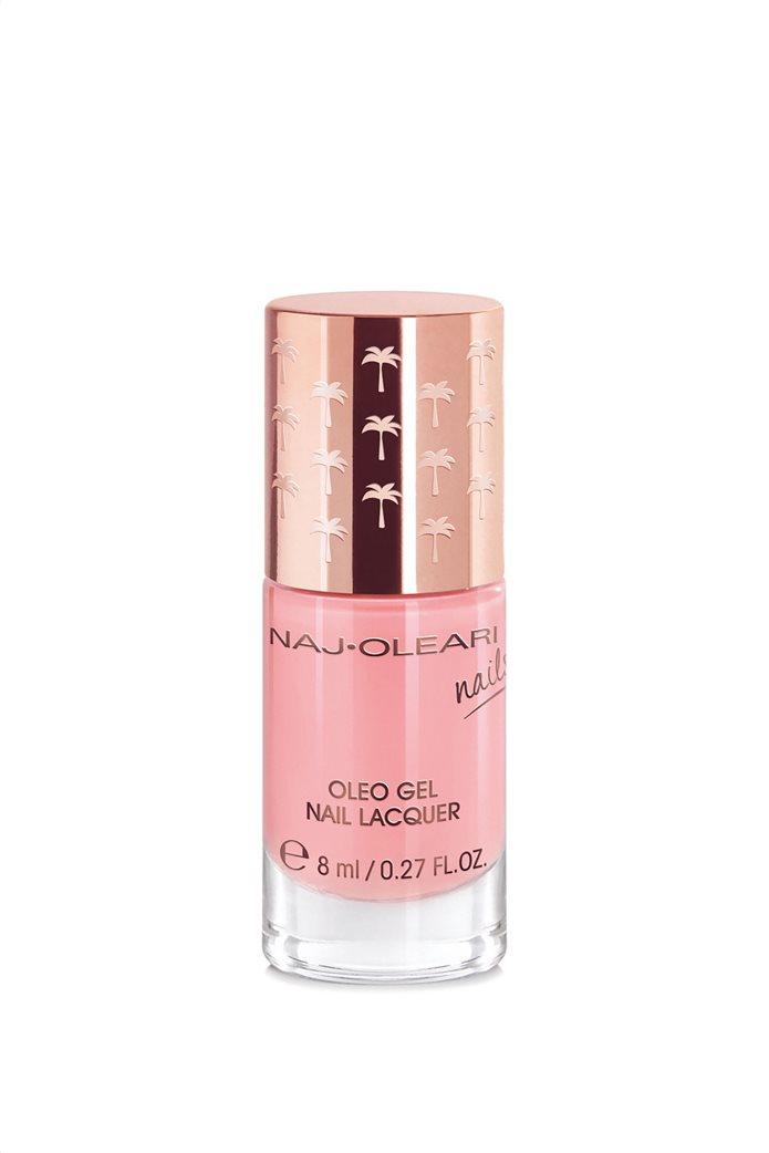 Naj-Oleari Oleo Gel Nail Lacquer 31 Coral Pink 8 ml 0
