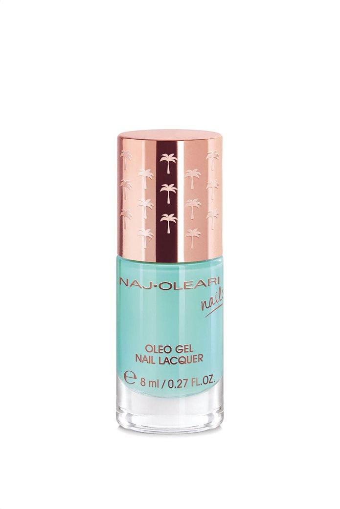 Naj-Oleari Oleo Gel Nail Lacquer 32 Acquamarine 8 ml 0