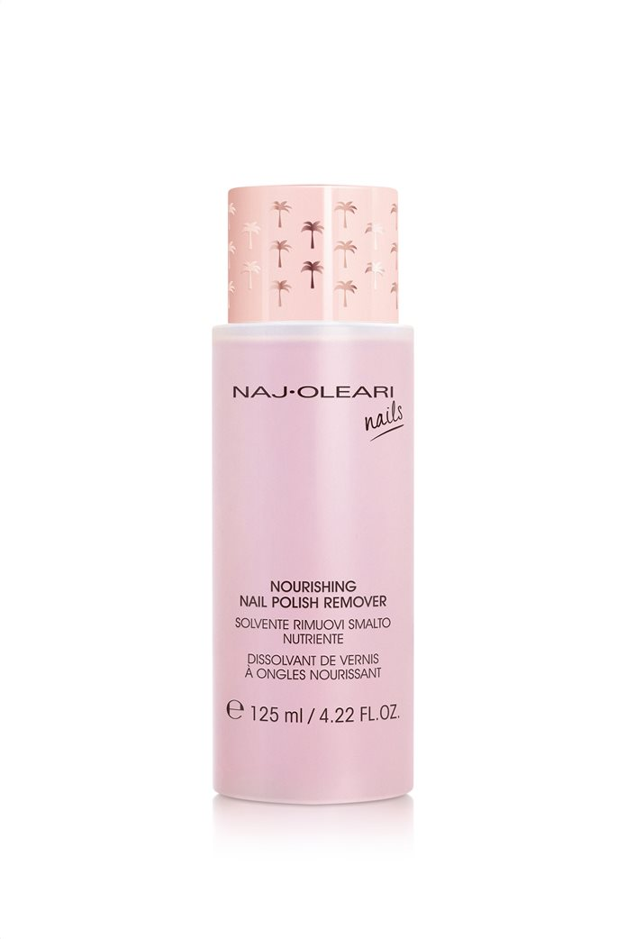Naj-Oleari Nourishing Nail Polish Remover 8 ml 0