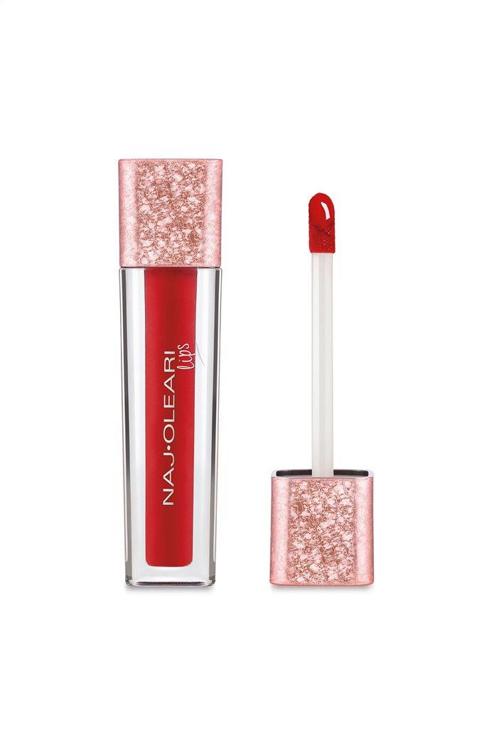 Naj-Oleari Star Gleam Lip Lacquer 04 Pomegranate Red 0