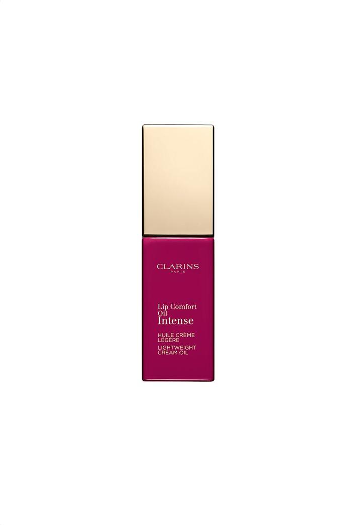 Clarins Lip Comfort Oil Intense 02 Plum 7 ml 0