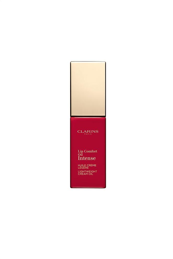 Clarins Lip Comfort Oil Intense 07 Red 7ml 0