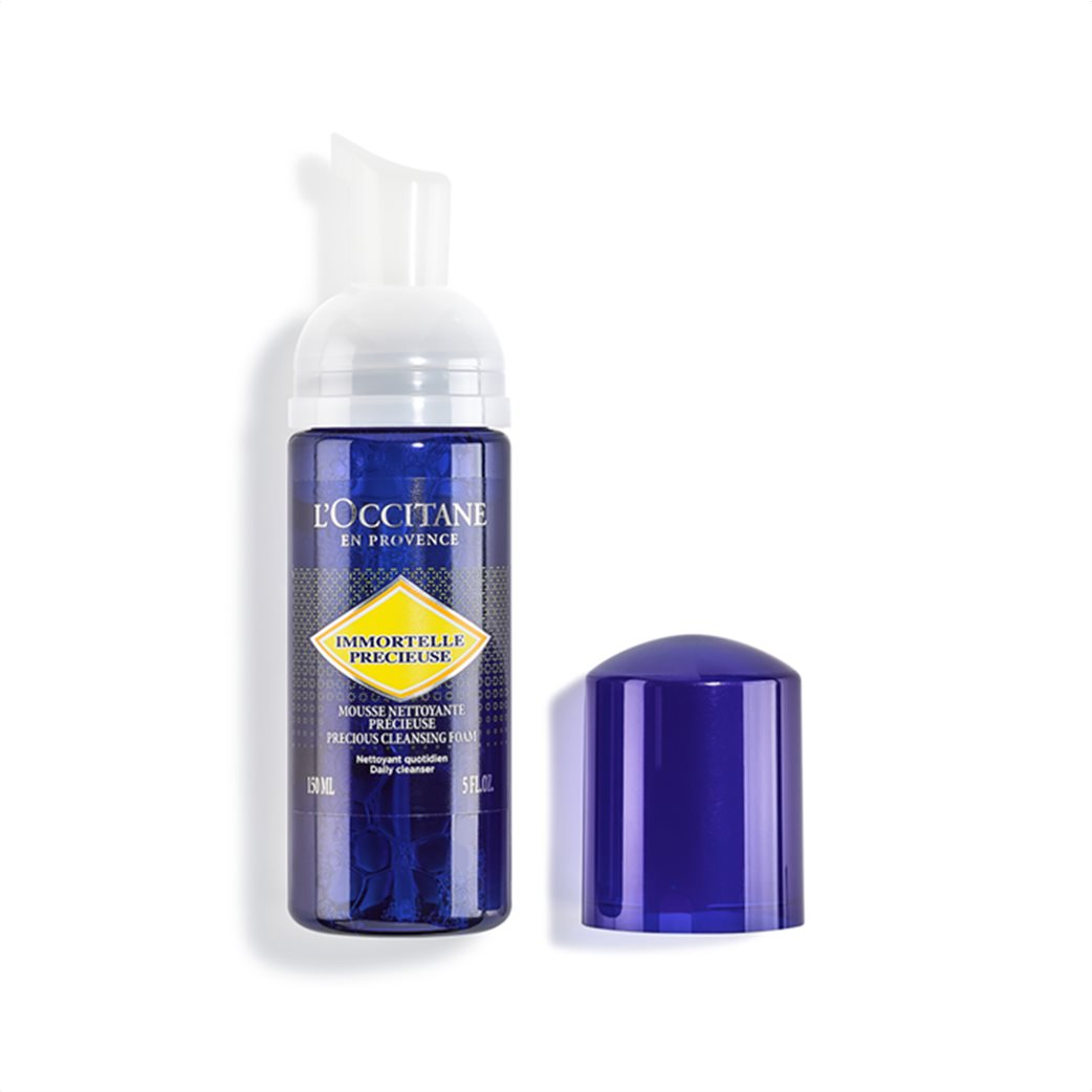 L'Occitane Immortelle Precious Cleansing Foam 150 ml  1