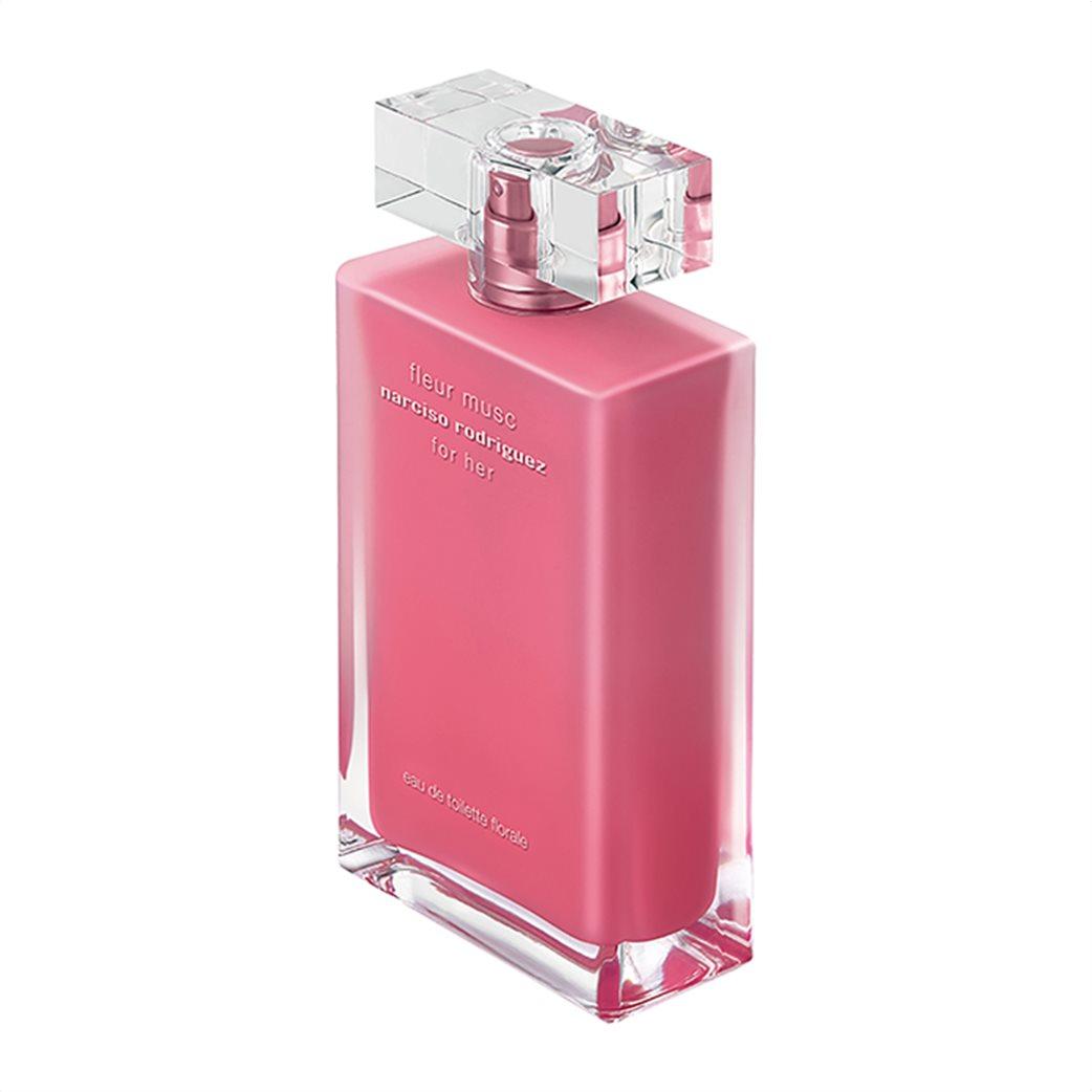 Narciso Rodriguez For Her Fleur Musc Eau De Toilette Florale 50 ml  3