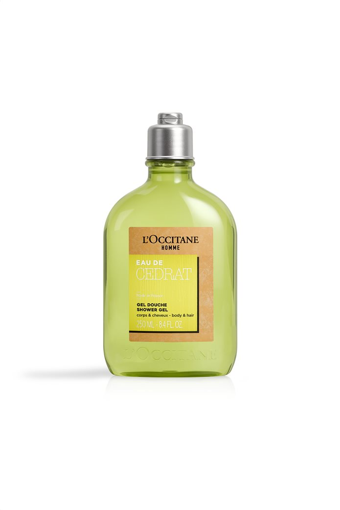 L'Occitane Eau De Cedrat Shower Gel 250 ml 0