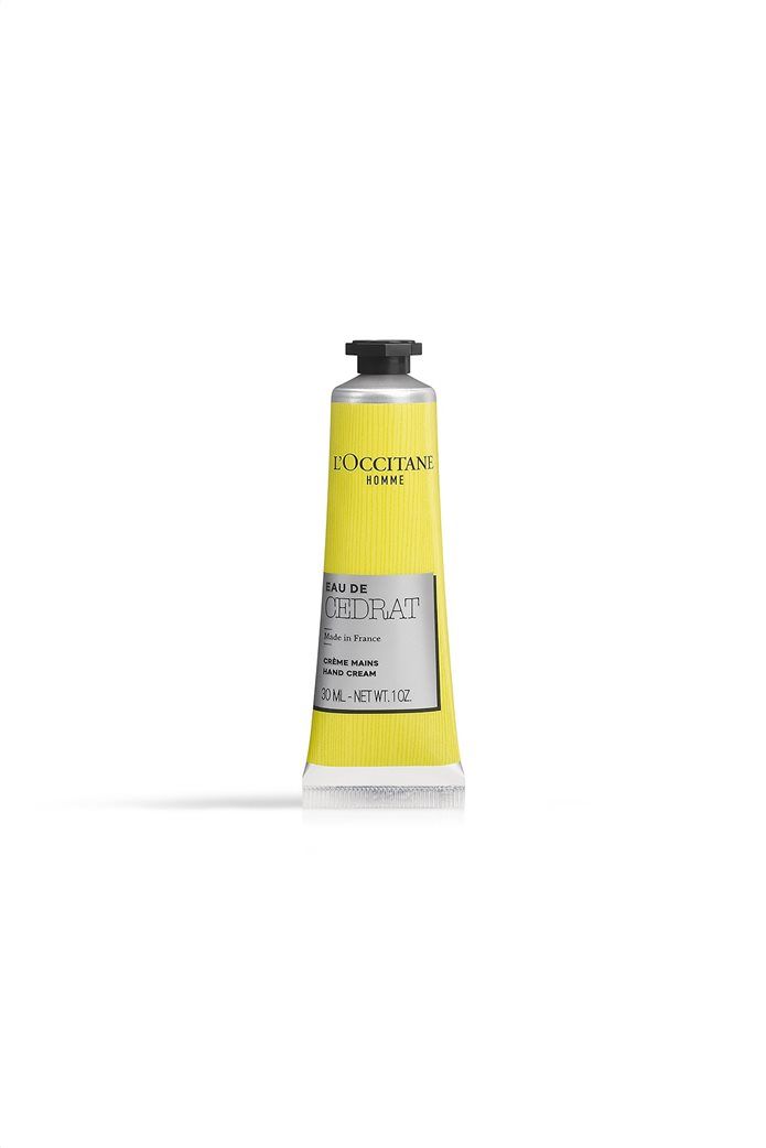 L'Occitane Eau De Cedrat Hand Cream 30 ml 0