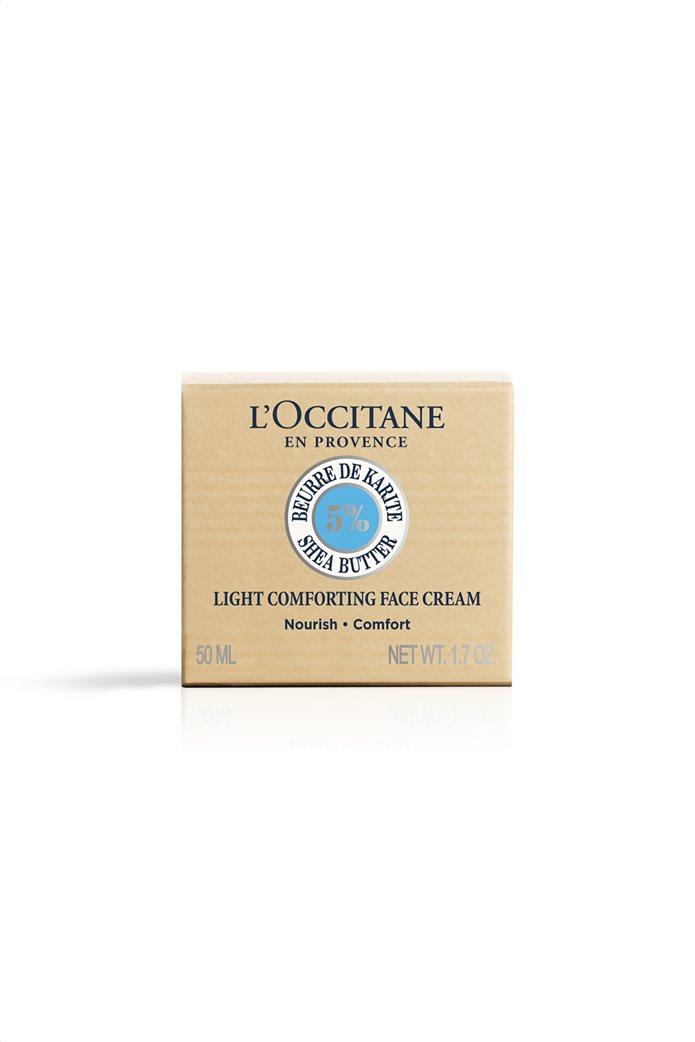 L'Occitane Shea Butter Light Comforting Cream 50 ml 1