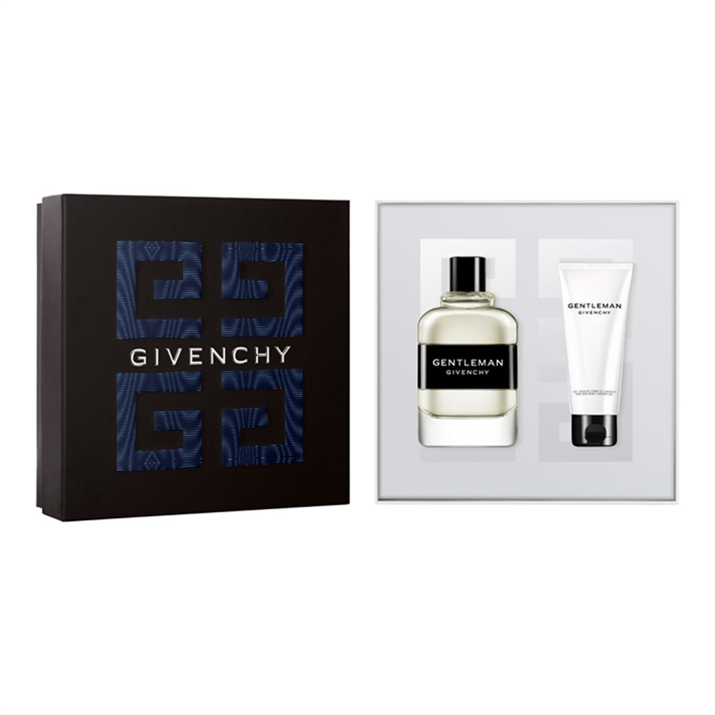 Givenchy Gentleman Eau De Toilette 100 ml + Shower Gel 75 ml 3