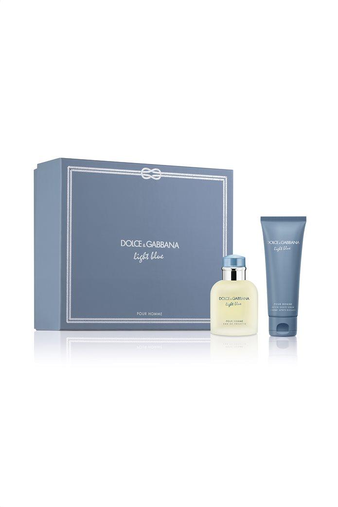 Dolce & Gabbana Light Blue Pour Homme Eau de Toilette 75 ml & After Shave Balm 75 ml  0