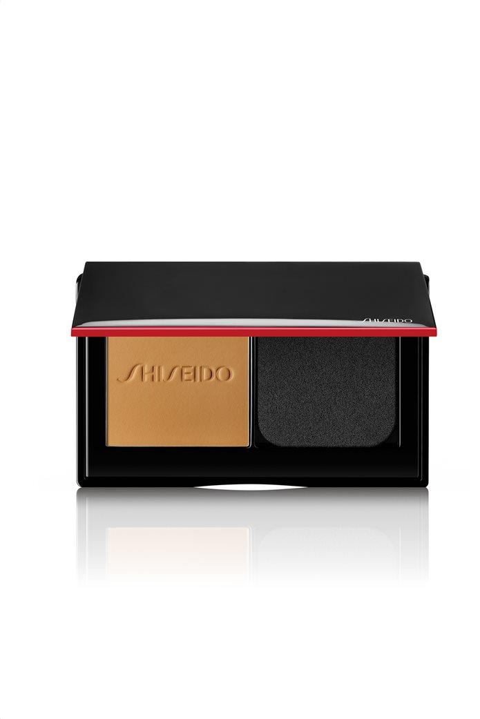 Shiseido Synchro Skin Self Refreshing Powder Foundation 360 Citrine 9 gr  0