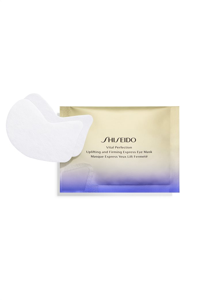Shiseido Vital Perfection Uplifting And Firming Express Eye Mask (12 packs) 0