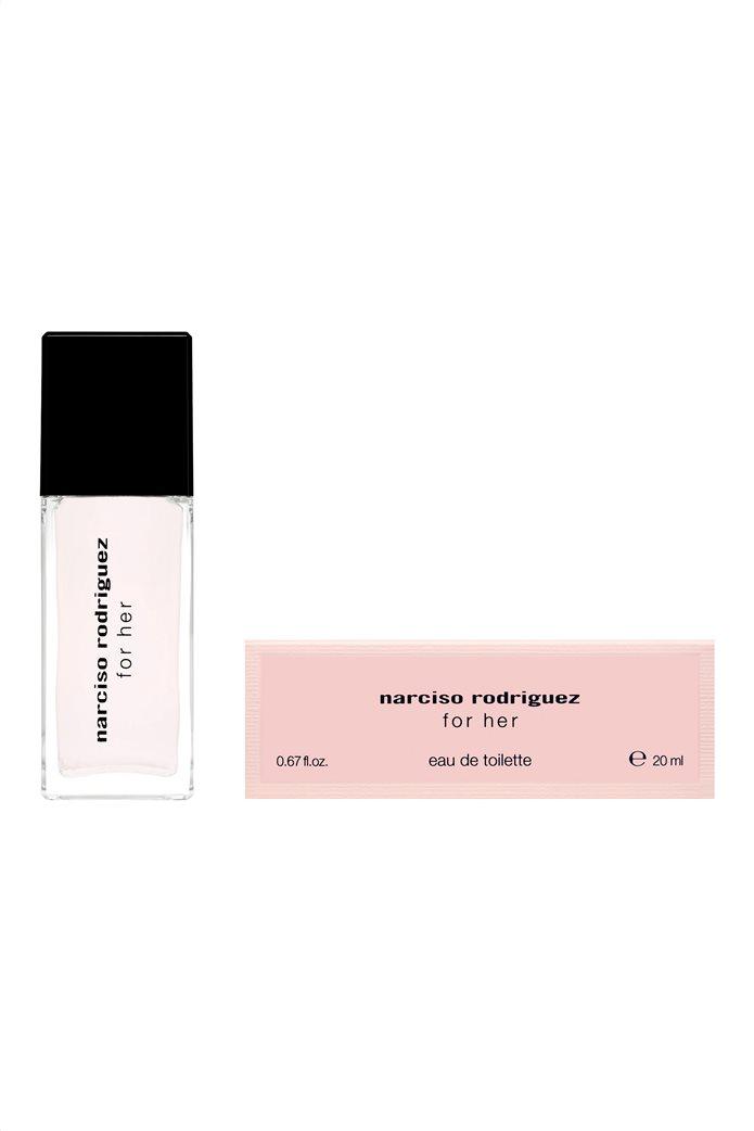 Narciso Rodriguez For Her Eau de Parfum 20 ml  1