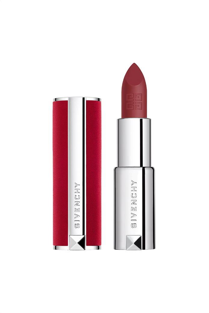 Givenchy Le Rouge Deep Velvet Powdery Matte Lipstick  No 38 Grenat Fumé 0