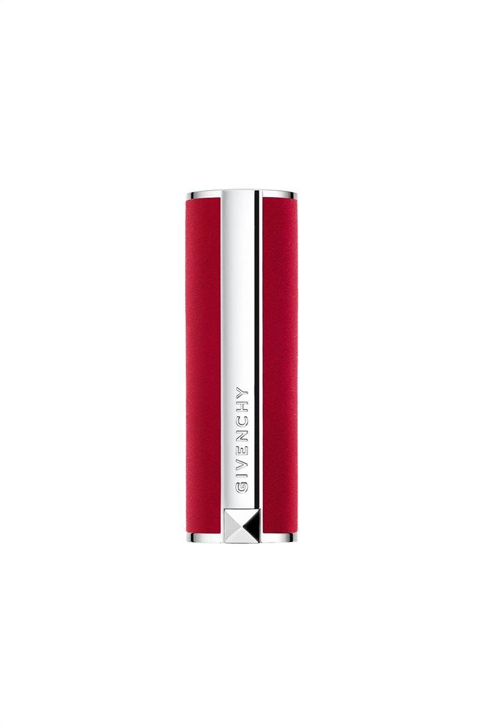 Givenchy Le Rouge Deep Velvet Powdery Matte Lipstick  No 38 Grenat Fumé 2