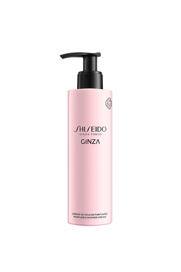 Shiseido Ginza Perfumed Shower Cream 200 ml 0