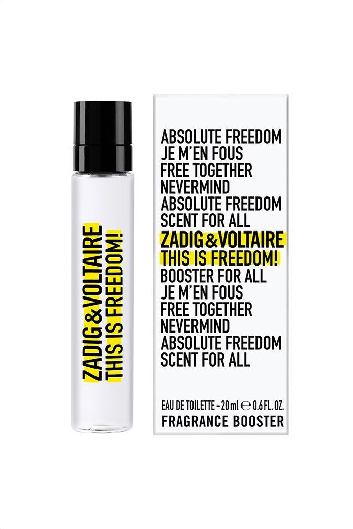 Zadig & Voltaire This Is Us Free Eau de Toilette 20 ml 1