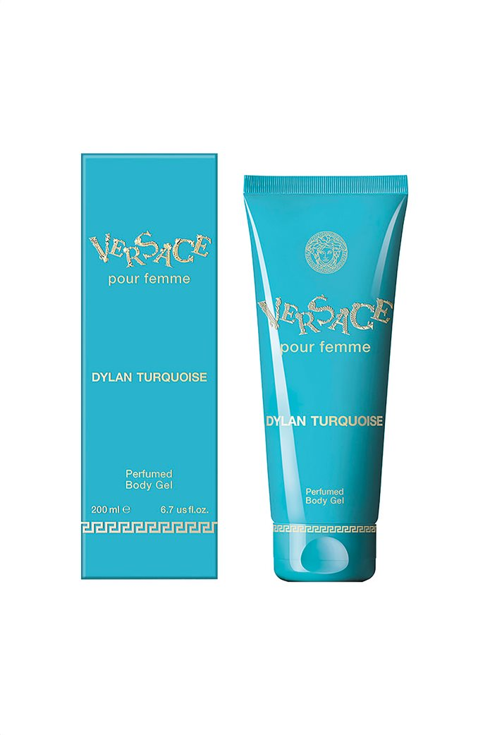 Versace Dylan Turquoise Perfumed Body Gel Tube 200 ml  1