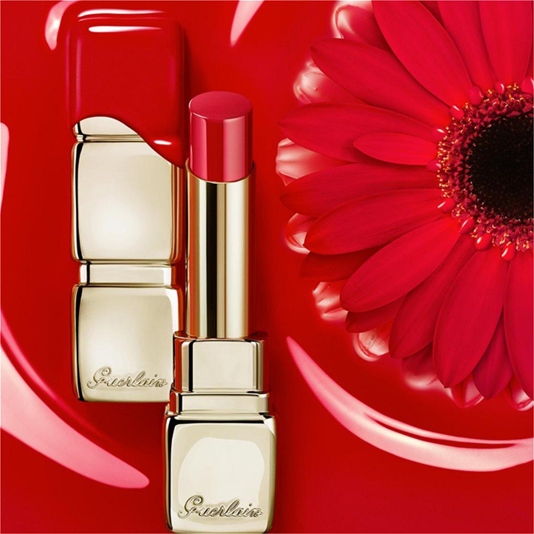 Guerlain KissKiss Shine Bloom 119 Floral Nude  2