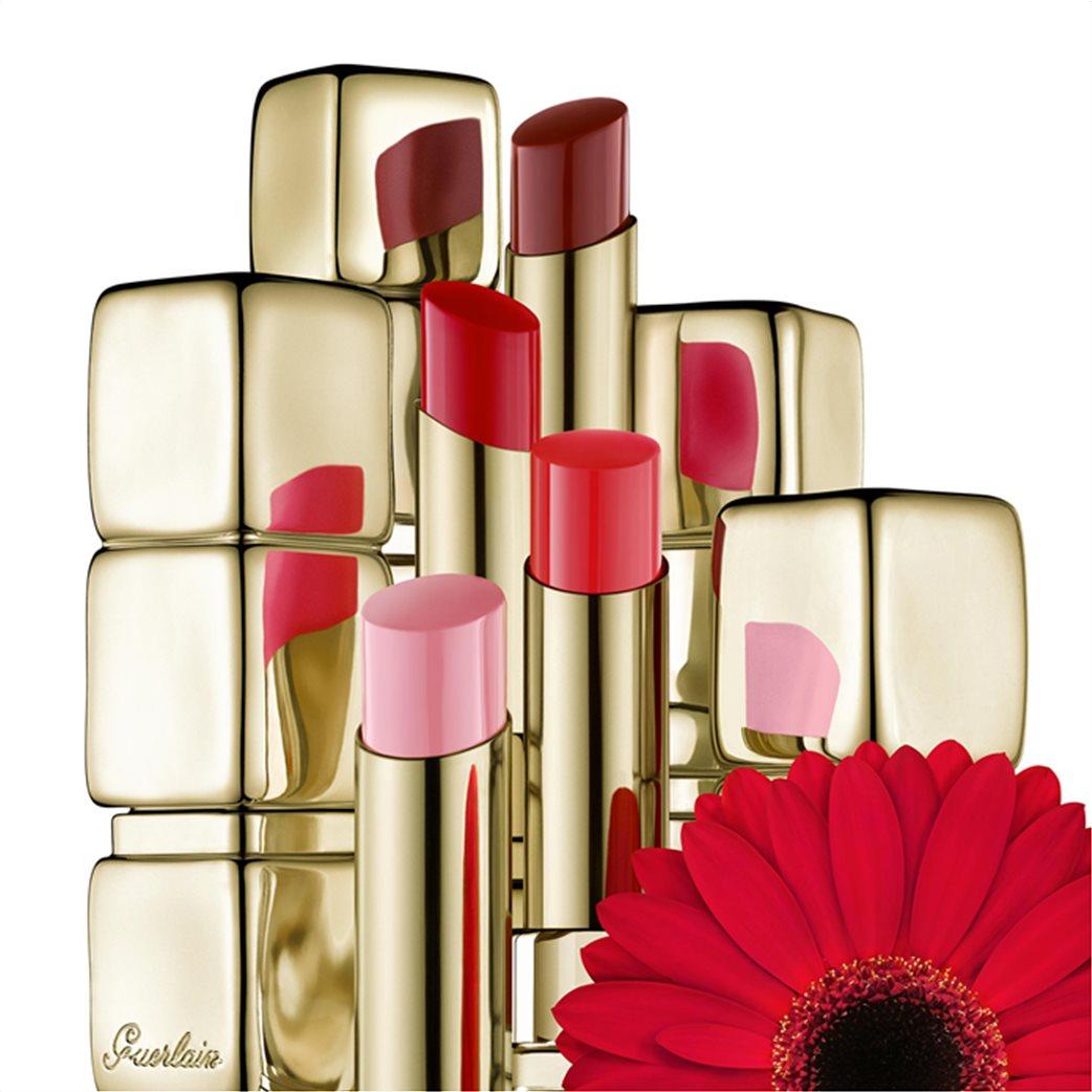 Guerlain KissKiss Shine Bloom 119 Floral Nude  7